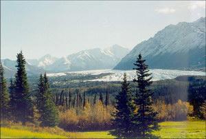 Аляска (возле Канады)