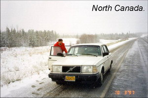 Северная Канада
