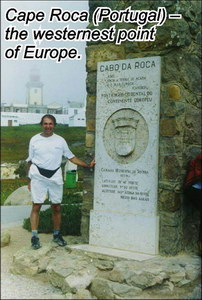 Португалия. Мыс Рока
