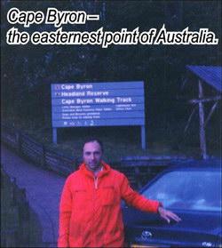 Австралия. Мыс Байрон