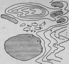 Влияние микрообъектов на информативность карты