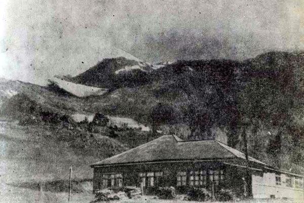 Приэльбрусье. Гостиница «Интурист» на «Старом Кругозоре». 1934 год
