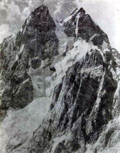 Сванетия. Вершины грозной красавицы Кавказа - Ушбы