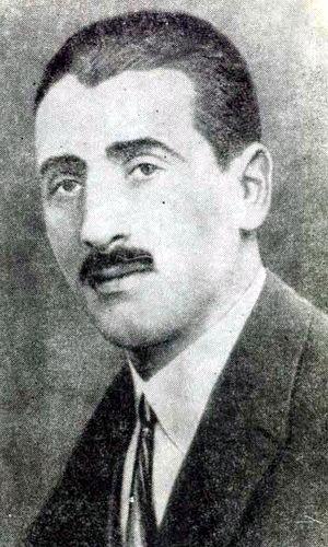 Пионер массового советского альпинизма профессор Тбилисского университета Г.Н. Николадзе. 1926 год