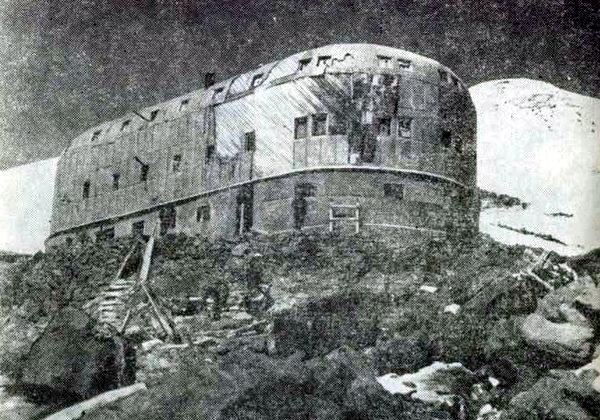 Следы войны. «Приют одиннадцати». 1947 год