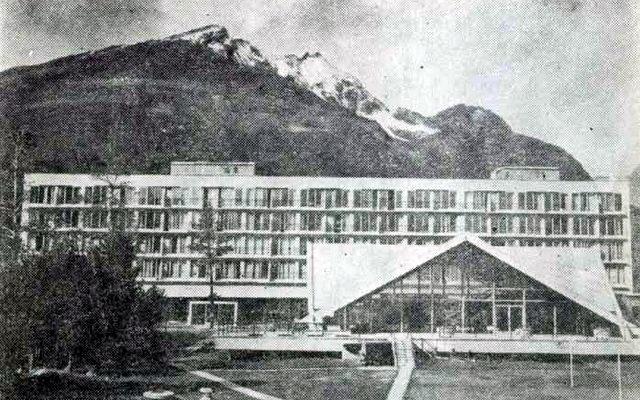 Первенец преображаемого Приэльбрусья - турбаза-гостиница «Иткол»