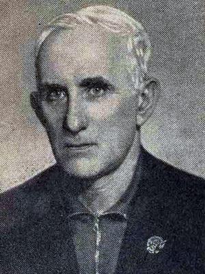 Владимир Буданов, заслуженный мастер спорта СССР
