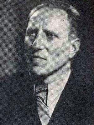 Алексей Угаров, заслуженный мастер спорта СССР