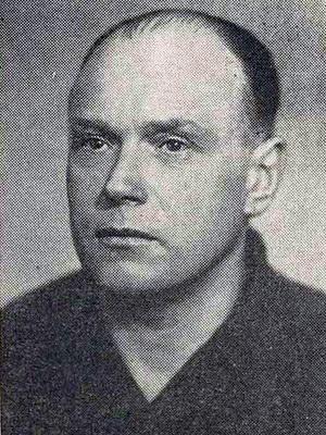 Петр Буданов, заслуженный мастер спорта СССР, заслуженный тренер СССР