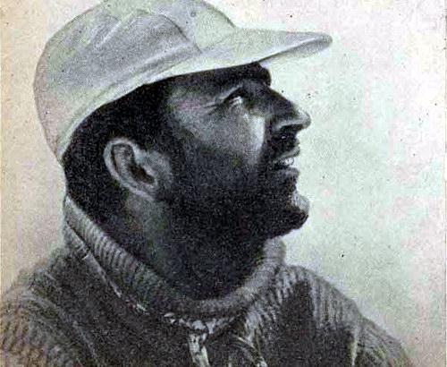 Сергей Саввон, мастер спорта СССР
