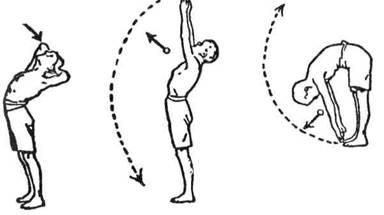 Вправа для нижньої частини тіла і задньої частини ніг