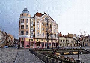 Колишній готель «Брістоль»