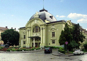 Музично-драматичний театр