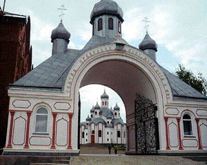 Жіночій монастир Святої Праведної Анни