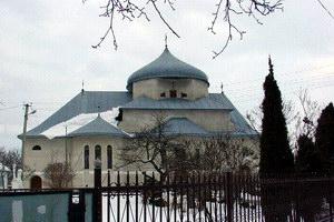Православна Свято-Михайлівська церква