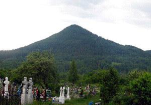 Гора Стіжок