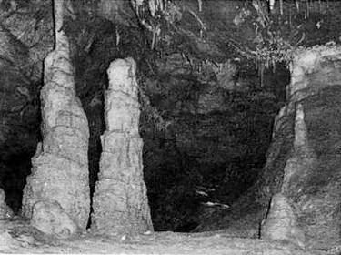 Казкові краєвиди Мармурової печери (Крим, плато Чатир-Даг)