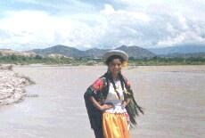 Болівія: народний одяг тарихенської жінки