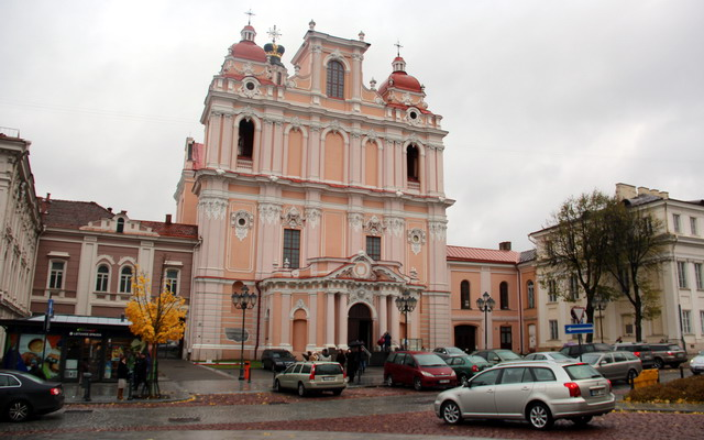 храм Св. Казимира