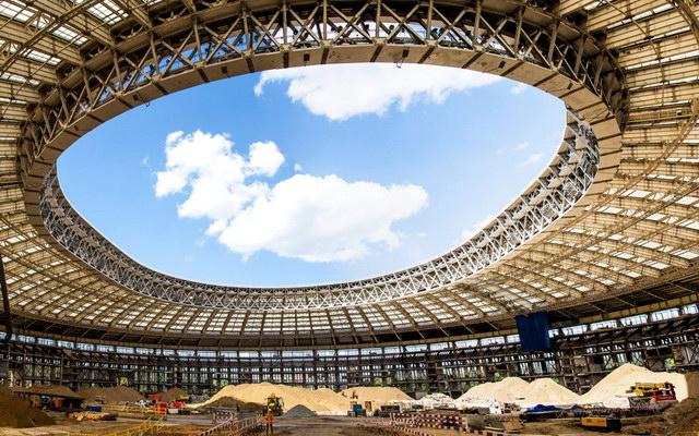 подготовка к Чемпионату мира по футболу 2018