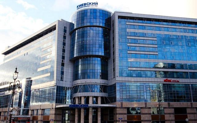 гостиница Ibis Москва Киевская