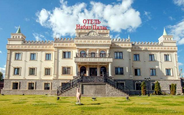 Отель Набат палас Домодедово