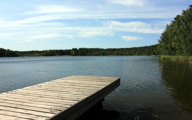 Белое озеро