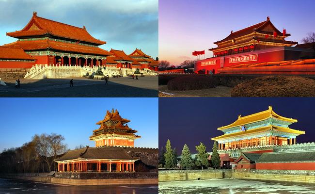 Запретный город Гугун в Пекине