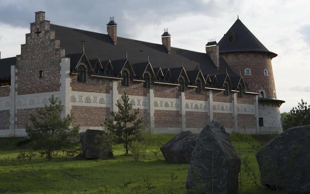 Замок «La ferme de Reve»