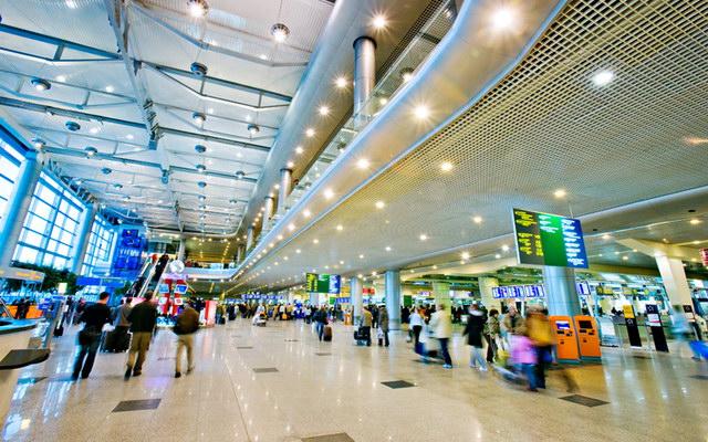 пассажирский терминал «Москва-Домодедово»