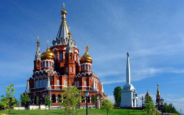 Свято-Михайловский собор (Ижевск)