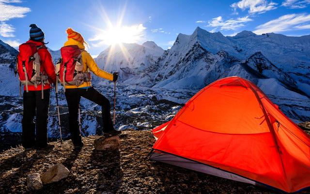 рюкзаки для высотных восхождений