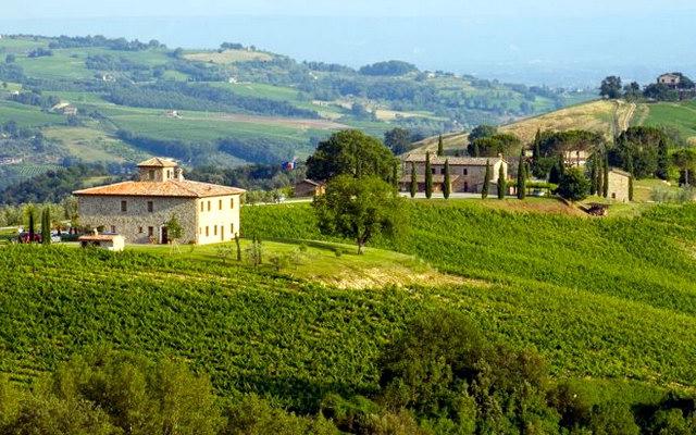 итальянская винодельня