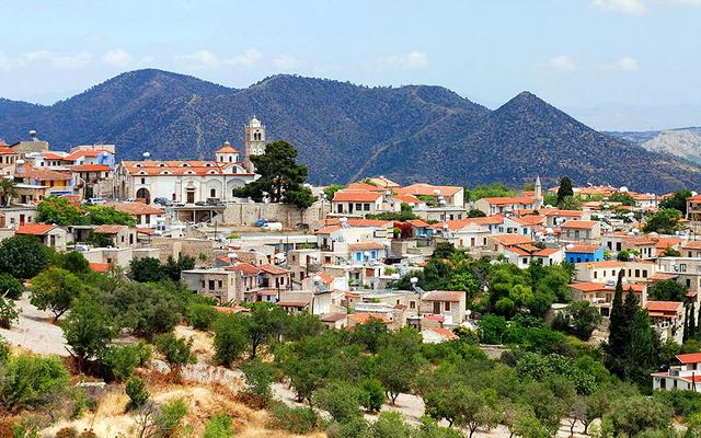 Ларнака – юго-восточный курорт на Кипре