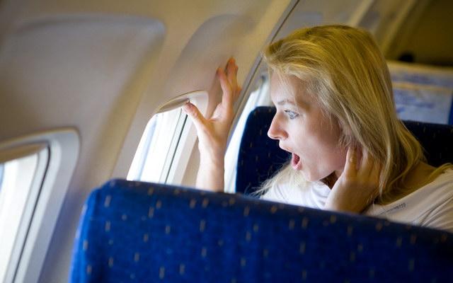 боишься лететь на самолете?
