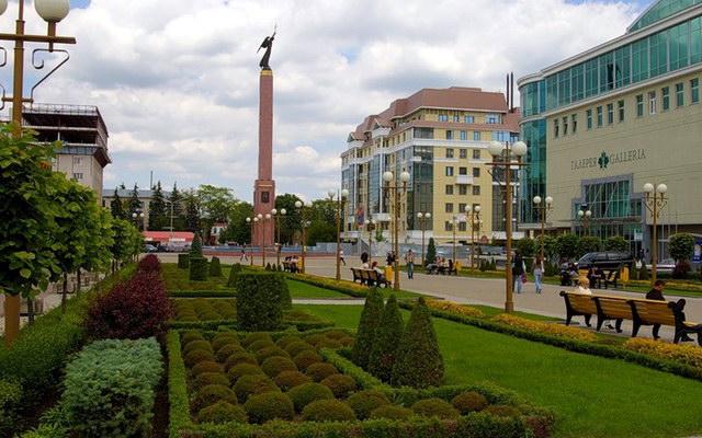 Ставрополь летом