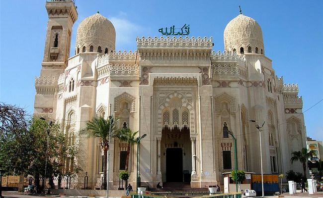 Мечеть Абу эль-Аббаса в Александрии