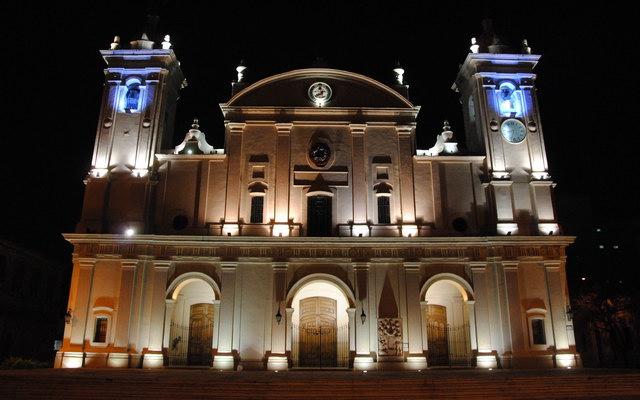 Кафедральный собор Девы Марии в Асунсьоне