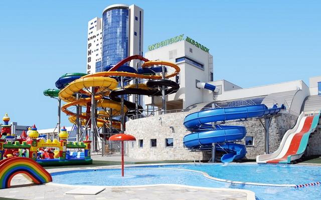 аквапарк «Ривьера»