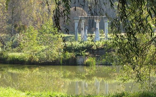 Парк восле Несвижского замка
