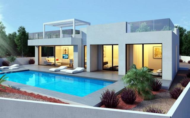 Купить дом в аликанте испания у моря