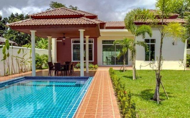 Chang pool villa