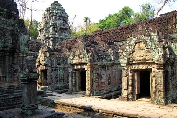 Храм Прех Кан