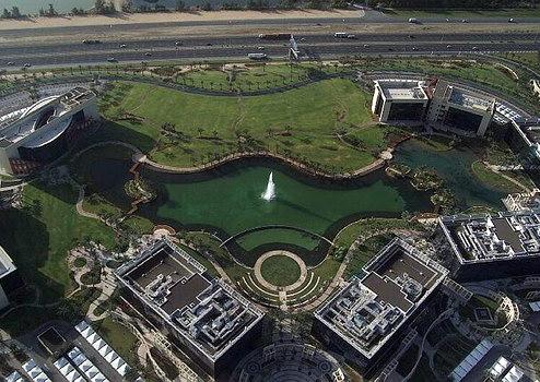 Дубай Интернет Сити