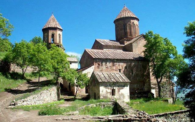 Сафарский монастырь