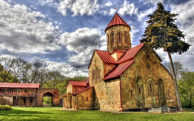 Мужской монастырь Бетания