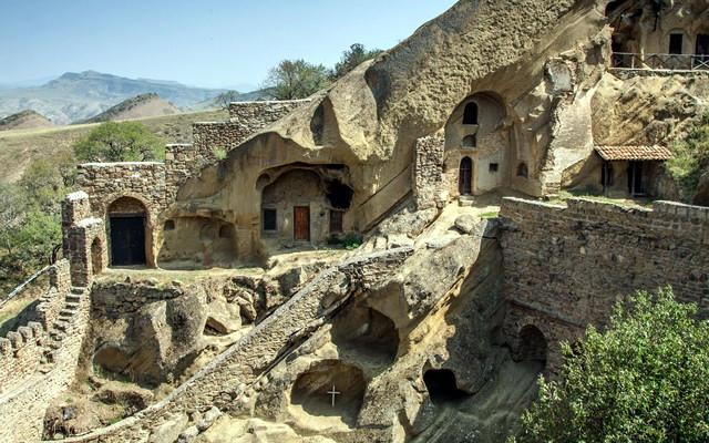 Давидо-Гареджийский монастырский комплекс