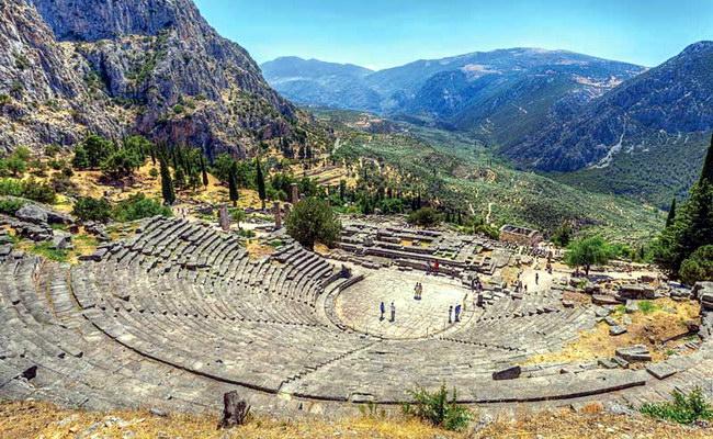 Театр Delphi