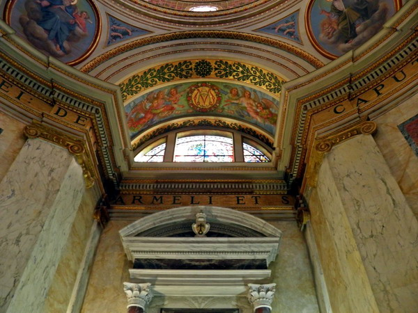 монастырь ордена кармелитов Стелла Марис