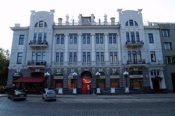 дом Аладьина